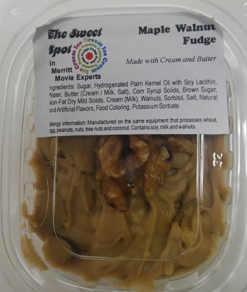 Image for Maple Walnut Fudge