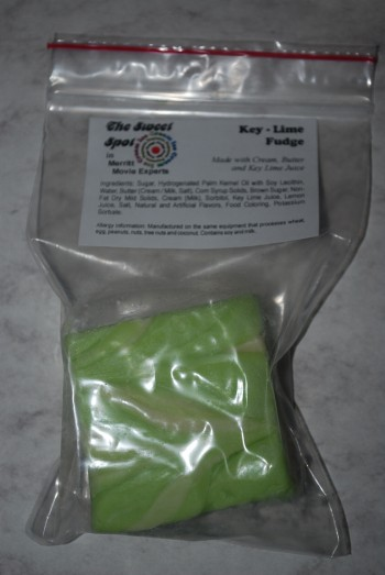 Image for Key-Lime Fudge