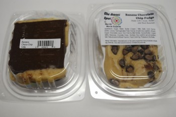 Image for Banana Chocolate Chip Fudge