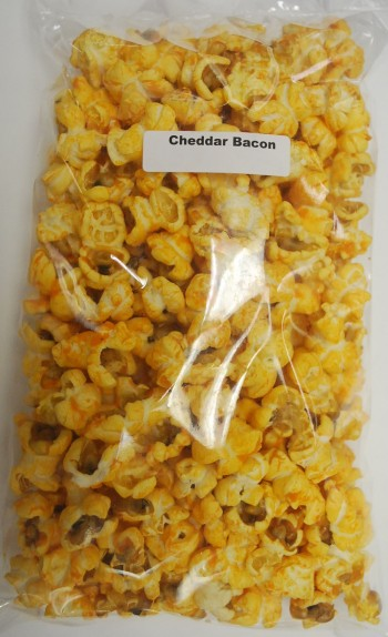Image for Cheddar Bacon Popcorn