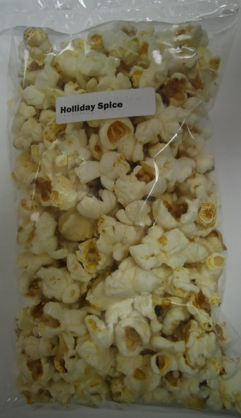 Image for Holiday Spice Popcorn