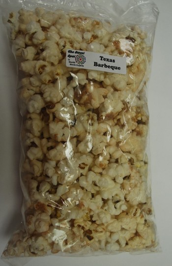 Image for Texas Barbecue Popcorn