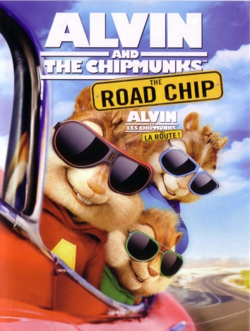 Image for Alvin And The Chipmunks The Road Chip